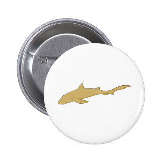 Tiburón de enfermera sonriente pin