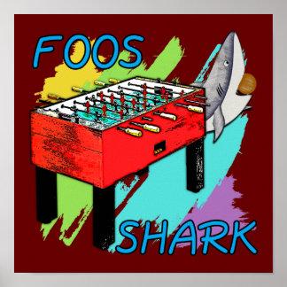 Tiburón de Foos Impresiones