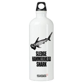Tiburón de Hammerhead del trineo