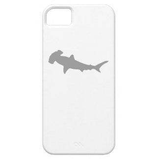 Tiburón de Hammerhead gris iPhone 5 Case-Mate Funda