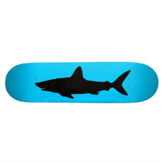 Tiburón de la natación patinetas personalizadas