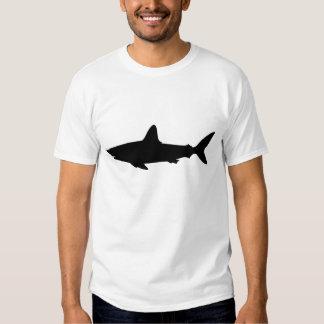 Tiburón de la natación poleras