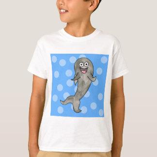 Tiburón del baile playera