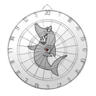 Tiburón del dibujo animado