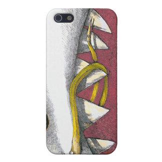 tiburón del iPhone iPhone 5 Carcasas