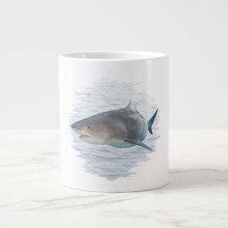 Tiburón en estilos de la taza del agua (3)