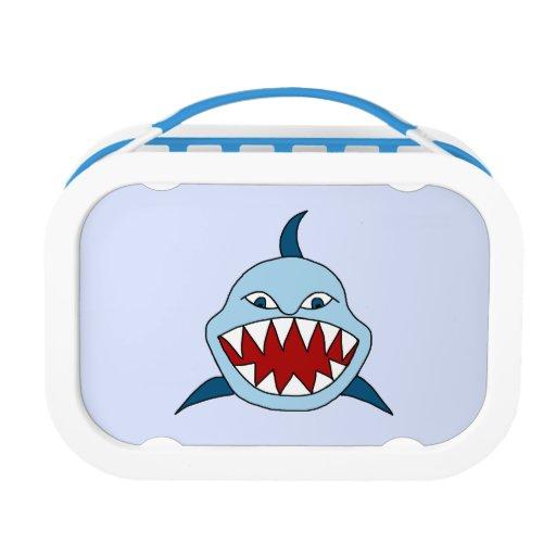Tiburón enojado
