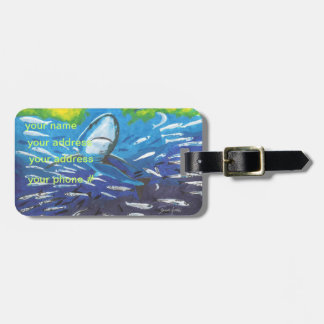 Tiburón Etiquetas Bolsa