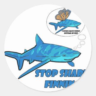 Tiburón Etiquetas