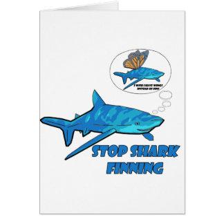 Tiburón Felicitación