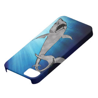 Tiburón iPhone 5 Funda