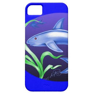 Tiburón iPhone 5 Carcasas