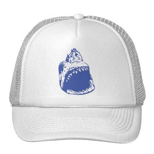 tiburón gorros
