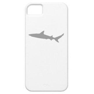Tiburón gris iPhone 5 Case-Mate protectores