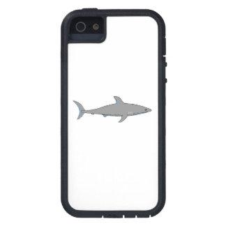 Tiburón gris iPhone 5 Case-Mate cobertura