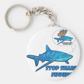 Tiburón Llavero Personalizado