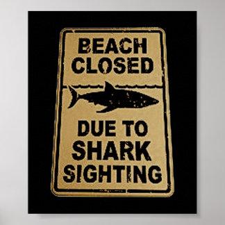 tiburón manchado impresiones