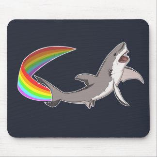 Tiburón Mousepad de Nyan Alfombrillas De Ratones