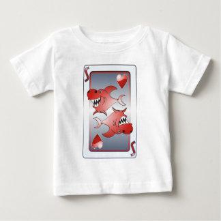Tiburón Playera De Bebé