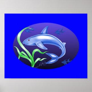 Tiburón Póster