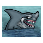 Tiburón Poster
