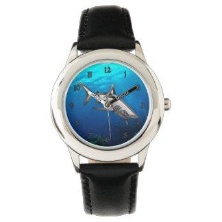 Tiburón Reloj De Mano