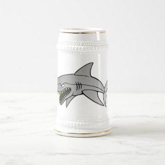 Tiburón Jarra De Cerveza