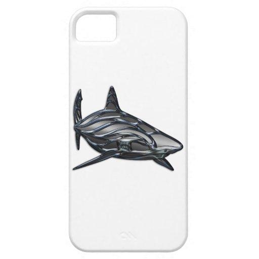 Tiburón tribal funda para iPhone SE/5/5s