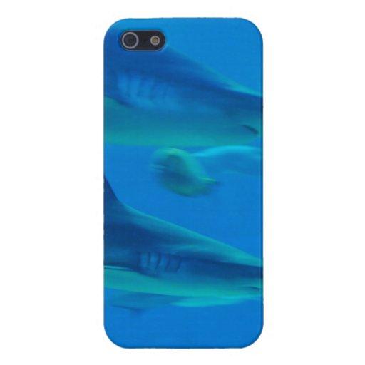 Tiburones iPhone 5 Carcasas