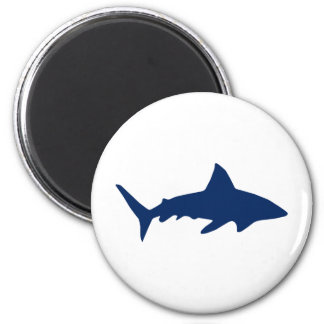 Tiburones/mandíbulas Imán Redondo 5 Cm