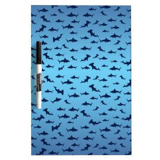 Tiburones Pizarra