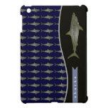 tiburones, tiburón del peligro iPad mini cárcasa