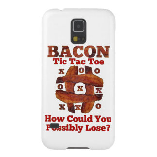 Tic Tac Bacon Galaxy S5 Cover