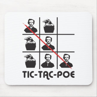 TIC-TAC-POE MOUSE PAD