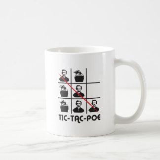 TIC-TAC-POE TAZA