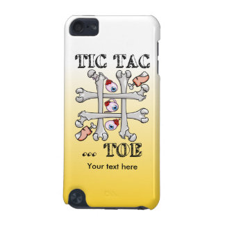 Tic Tac Toe Bones And Toes iPod Touch 5G Cover