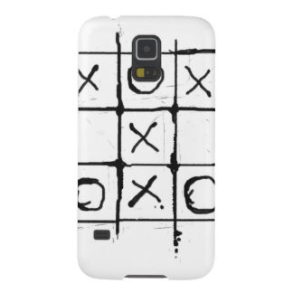 Tic tac toe case for galaxy s5