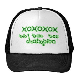 Tic Tac Toe Champion super cute xoxox Trucker Hat