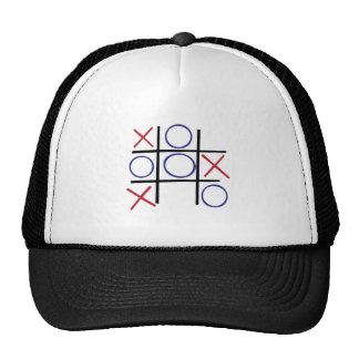 Tic Tac Toe Hat