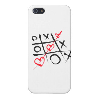 tic-tac-toe iPhone SE/5/5s case