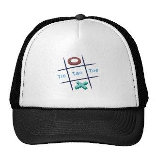 Tic Tac Toe Xox Hats