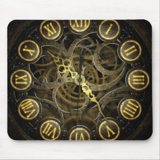 TIC TOC MOUSE PAD