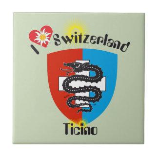 Ticino Svizzera/Tessin Suiza baldosa