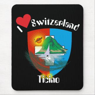 Ticino Svizzera/Tessin Switzerland Mousepad