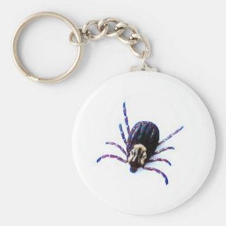 Tick 2 keychain