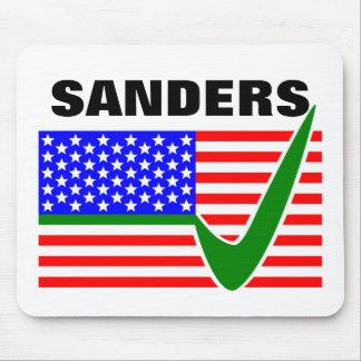 Tick Bernie Sanders for President 2016 Mouse Pad