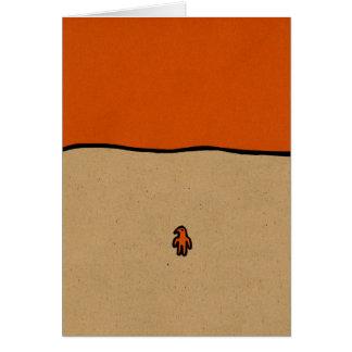 TICK CLONE  Greeting Card