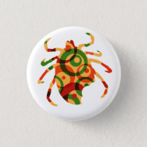 Tick Disease Awareness Pin