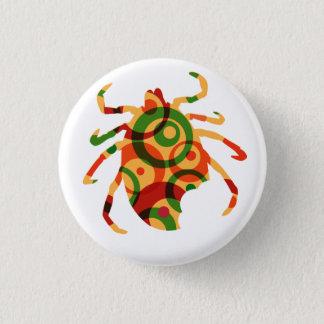 Tick Disease Awareness Pin
