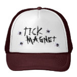 Tick Magnet Hat